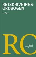Retskrivningsordbogen 2012
