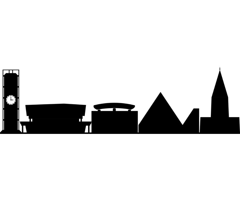 Århus skyline