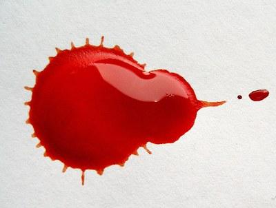 bloddråbe