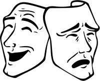 komedie tragedie