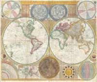 kort over verden