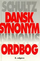 Schulz Dansk Synonymordbog