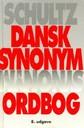 Schultz Dansk Synonymordbog