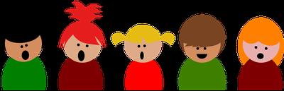 Syngende børn