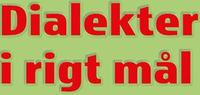 Dialekter i rigt mål —  ny udgivelse fra Modersmål-Selskabet