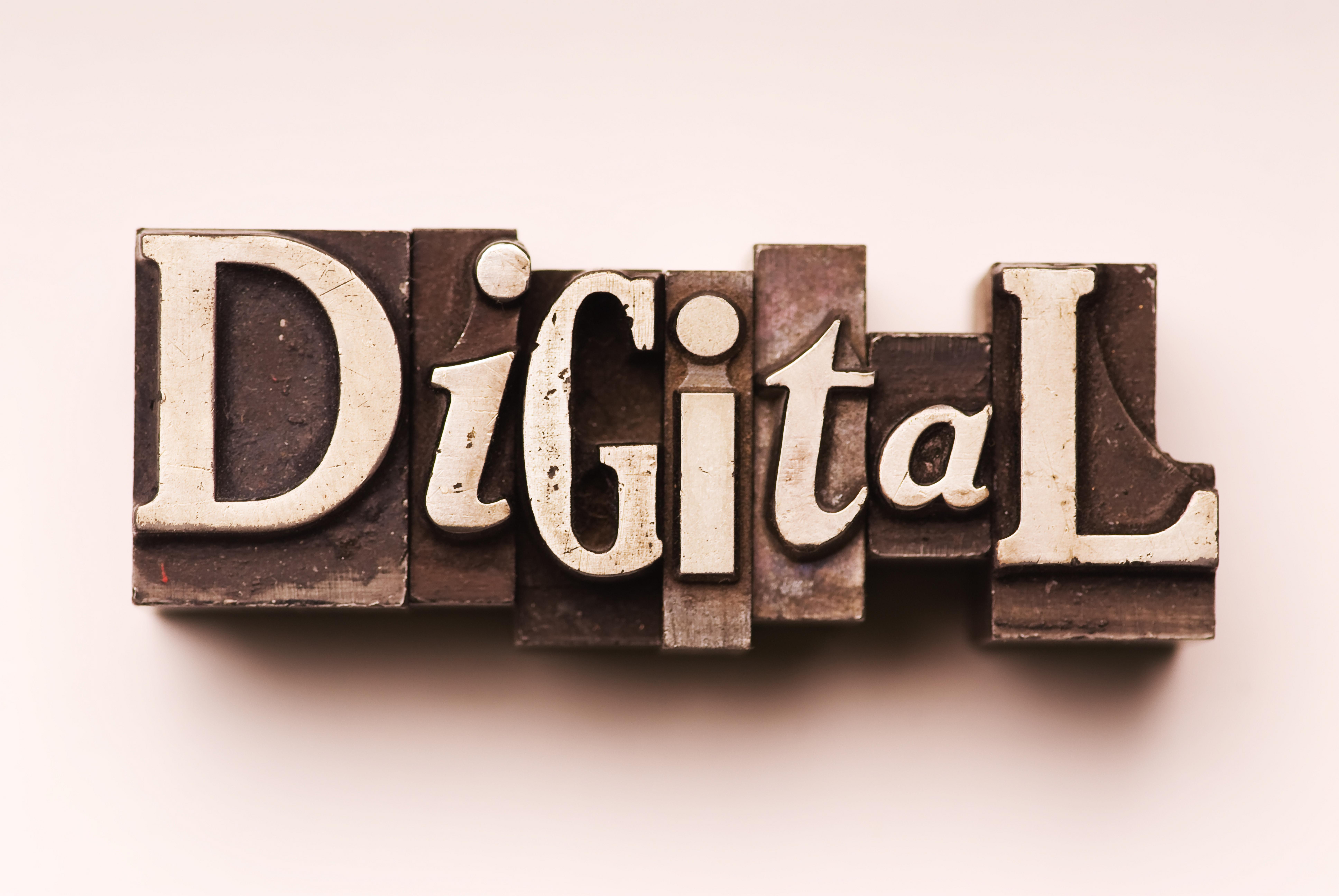 Foredrag i Selskab for Nordisk filologi om trykt og digital udgivelse