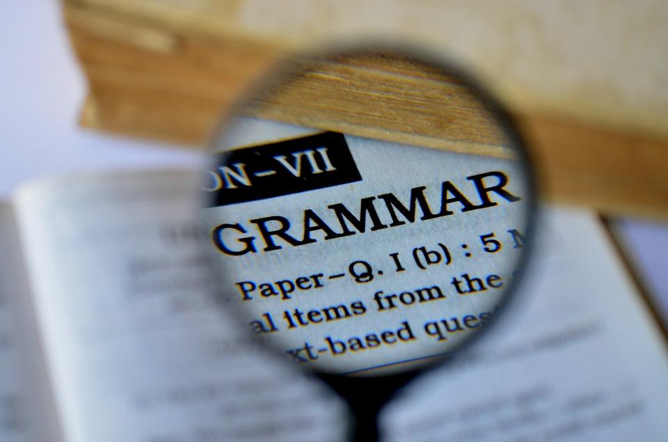 Foredrag om grammatikundervisning i skolen