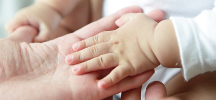 Kan babyer kommunikere via tegnsprog?