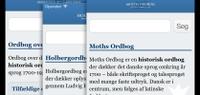 Klakrøf, Kirse og Canaille! Tre nye, gamle ordbøger udkommer som apps