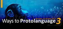 Konference om sprogets evolution