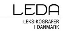 """LEDA-seminar: """"Ordbogsredigering —  hvor svært kan det være?"""""""