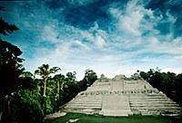 Maya-glyffer viser tegn på tætte indianske forbindelser i Mexico
