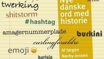 Ny bog: Nye danske ord med historie