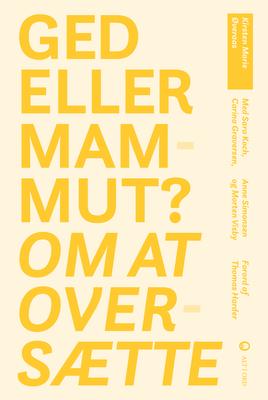 Ny bog om oversættelse af Kirsten Marie Øveraas