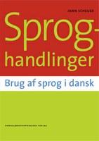 Ny bog om sproghandlinger
