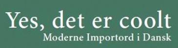 Ny konferencerapport fra Dansk Sprognævn om moderne importord