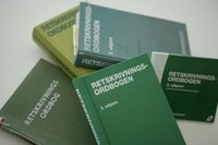 Ny Retskrivningsordbog i 2012