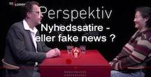Nyhedssatire eller fake news?