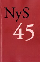 NyS 45 er på gaden