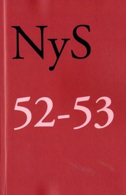 NyS 52-53 er udkommet