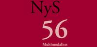 NyS 56 om multimodalitet er udkommet