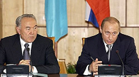Nyt alfabet i Kasakhstan skaber konflikt
