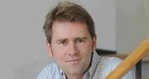 Professor Martin Hilpert holder foredrag i Lingvistkredsen