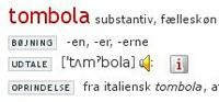 Sådan udtales ordene i Den Danske Ordbog