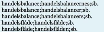 Sprognævnets ordlister bliver gratis fra 2018