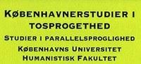 To nye udgivelser i serien Studier i Parallelsproglighed