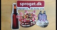 Vær med til at fejre sproget.dk's 10-årsfødselsdag!