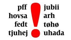 Voksende interesse for udråbsord i dansk sprogvidenskab