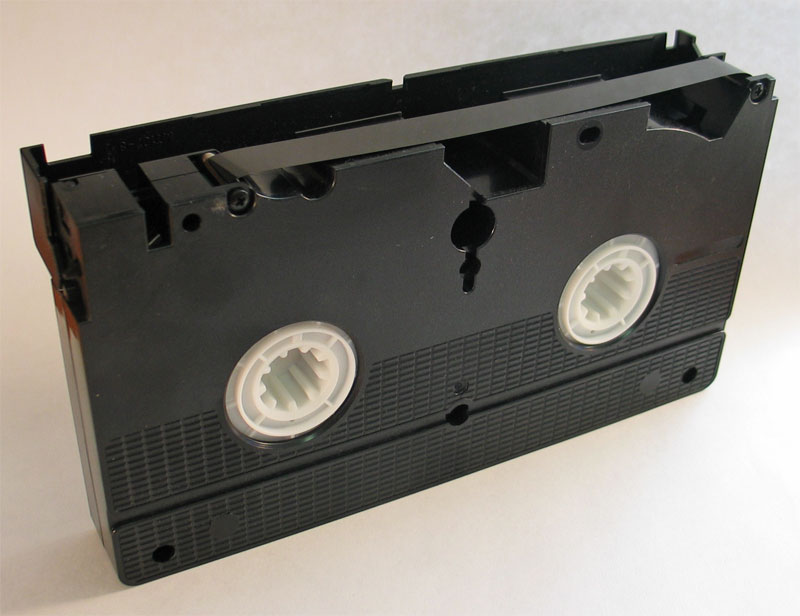 VHS-bånd